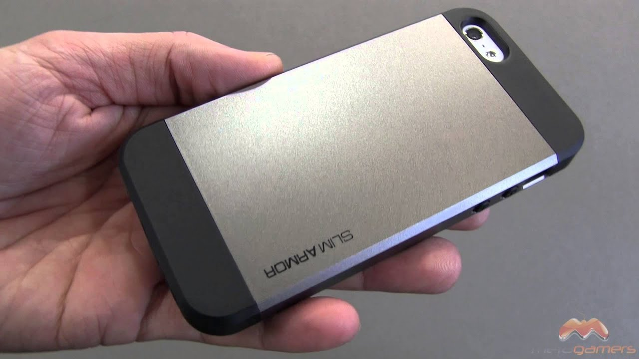 custodia iphone 5 spigen