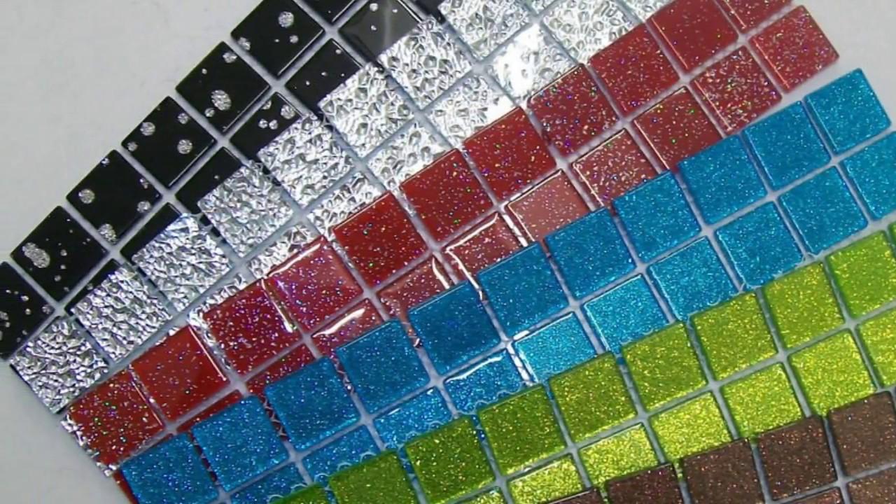 Mosaic Border Tiles for Bathrooms Ideas - YouTube