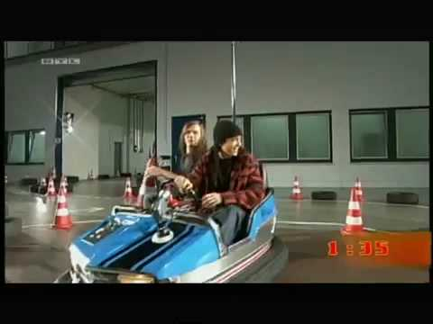 Tokio Hotel With Crash Cars...