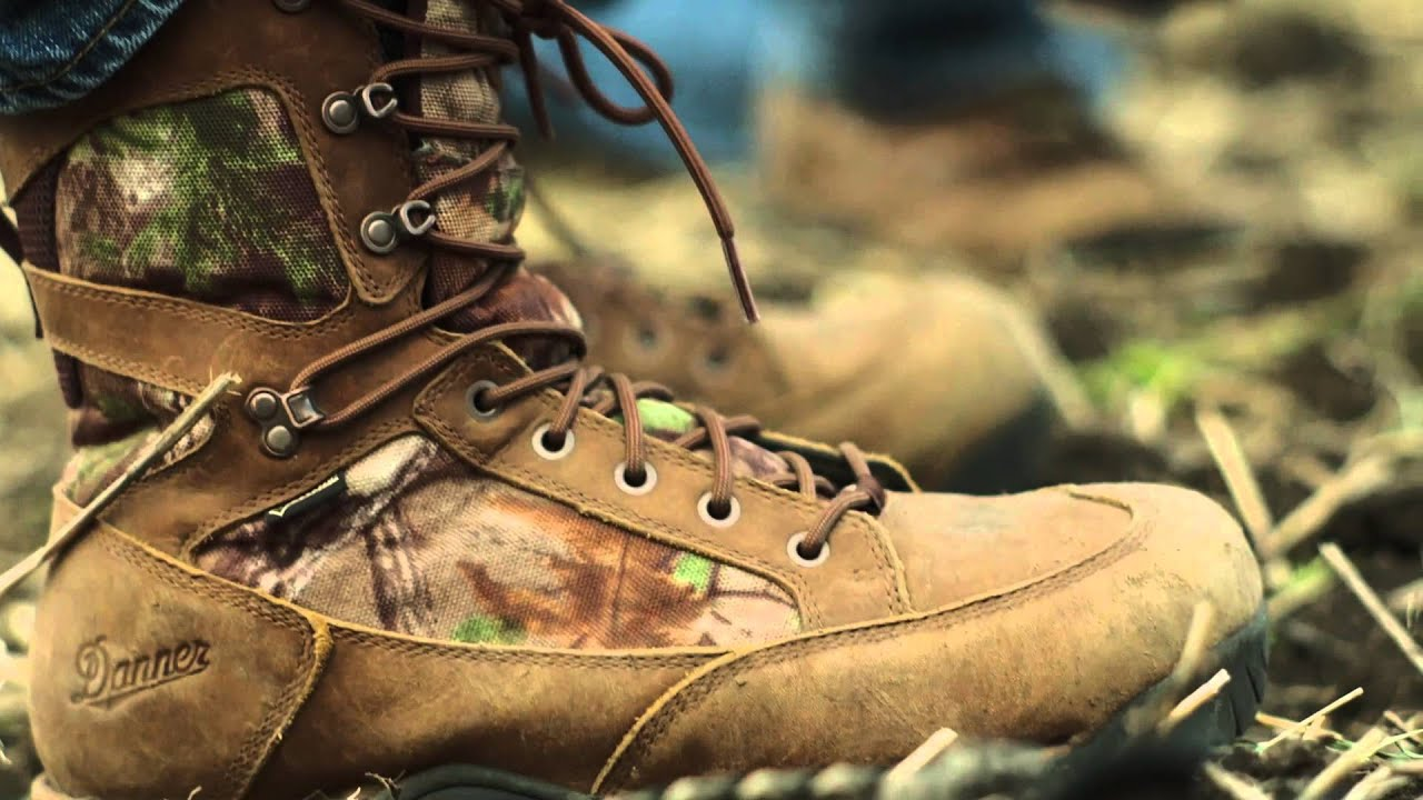 Danner Pronghorn Boots - YouTube