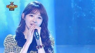 Davichi - Turtle, 다비치 - 거북이, Show champion 20130327