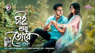Chai Shudhu Tore | চাই শুধু তোরে | Shah Mahbub | Bangla New Song 2019 | Official Music Video