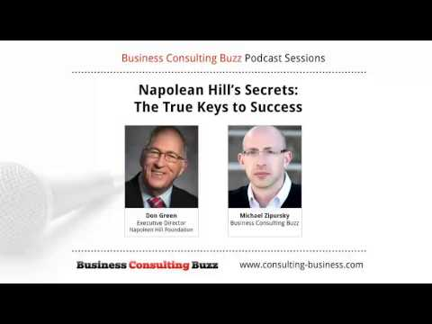 Napoleon Hill Secrets: The REAL Keys to Success