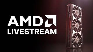 AMD Radeon Reveal Event Livestream