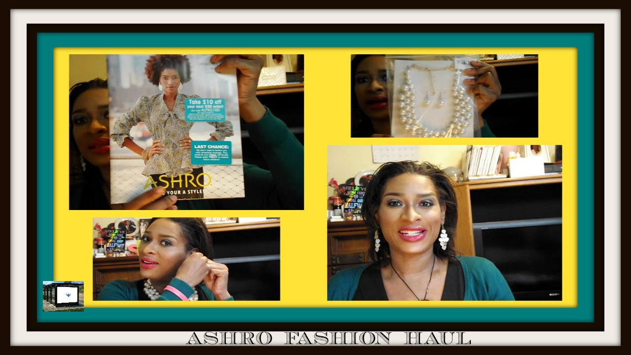 KittySpeaks - ASHRO Spring Clothing Haul for Fashion Savvy Divas