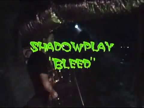 "Shadowplay  ""Bleed"" from ""Asylums End"" album"