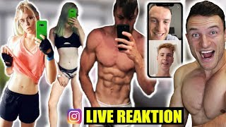 Eure extremsten Transformationen | Instagram Videochat + Reaktion #6