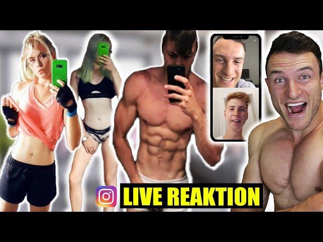 Eure extremsten Transformationen | Instagram Videochat + Reaktion #6