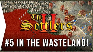 The Settlers 2 ► #5 In the Wasteland - Roman Campaign & Retro RTS City-building Gameplay!