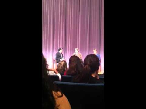 Johnny Depp at UC Berkeley: The Rum Diary