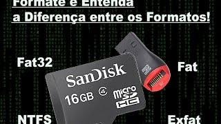Como Formatar um Pendrive ou Cartão de Memória! (Explicação Detalhada Sobre os Formatos!) thumbnail