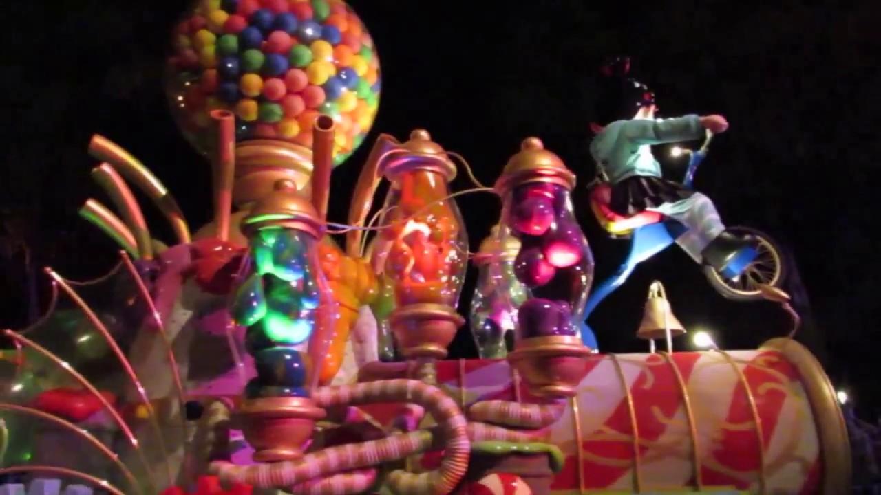 mickeys bootoyou halloween prade 2016 disney world orlando florida - Disney Halloween Orlando