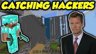 I Tried To Troll Hackers On My Public Minecraft Realm