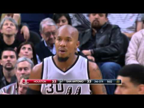 David West Full Game Highlight VS Houston Rockets (10Points,2Assists)