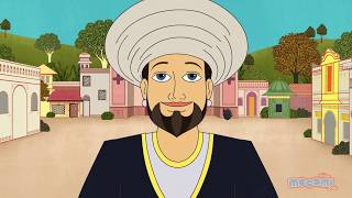 The Crowded Home - Mullah Nasruddin Stories for Kids | Moral Videos  by Mocomi