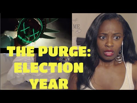 Thumbnail: The Purge: Election Year | Official Trailer REACTION