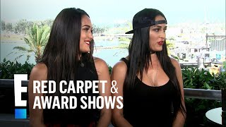 "Bella Twins Play ""Sister or Mister"" Game 