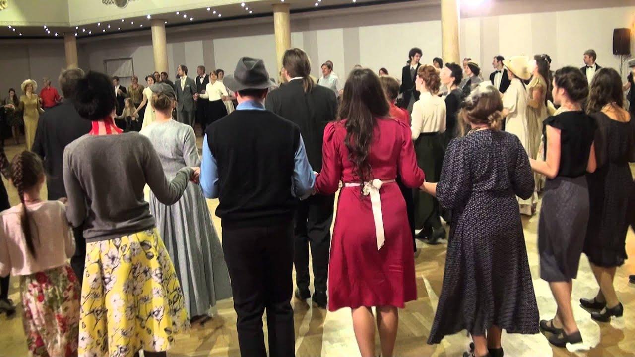 """00022 Folkloras mūzikas un deju kopas DANDARI 35 g. jubilejas  """"kadriļu balle"""""""""""