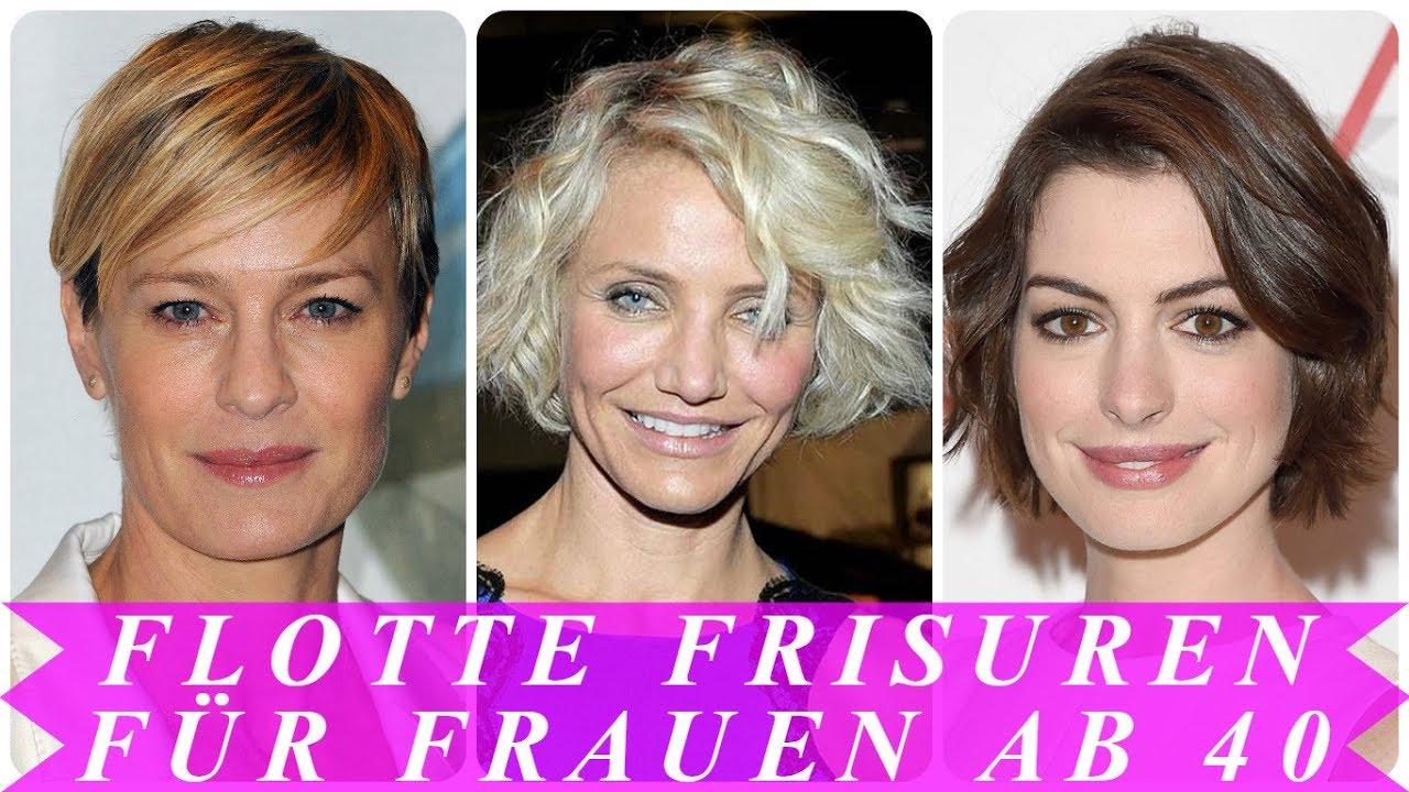 Coole Frisuren Für Die Frau Ab 40 Jahre 2018 YouTube