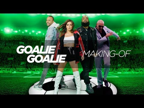 Arash Nyusha Pitbull Blanco – Goalie Goalie (Making-of)