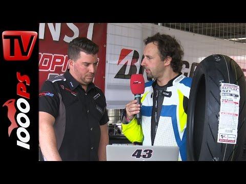 Supersport Reifen Überblick | Zweiradprofi Pauer | Gripparty Brünn 2016