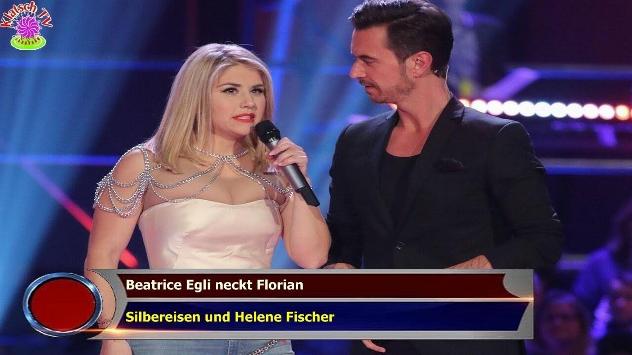 Beatrice Egli neckt Florian Silbereisen und Helene Fischer ...