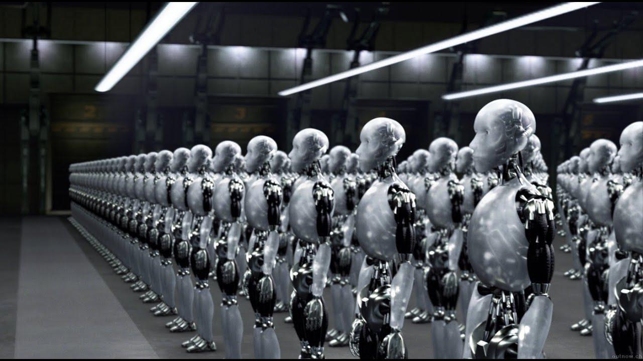 Елена Ларина. Роботизация: превращение Электроника в Терминатора