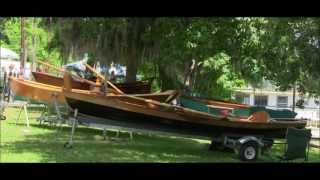 4th Annual Bayou Teche Wooden Boat Show 2013