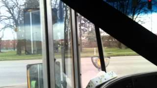 2003 IC CE-200 International School bus. Bus 03-34 (Leadership route)