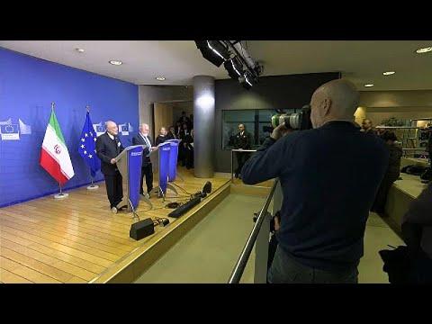 UE e Irão reiteram apoio ao acordo do nuclear