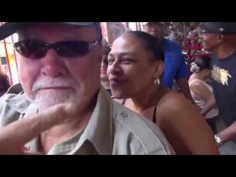 Celebrando con mi Gente en La Marqueta Video por Jose Rivera Sept.17,2016..
