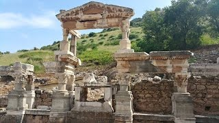 Exploring the Ancient City of Ephesus Intrepid Hike, Bike, Kayak Turkey