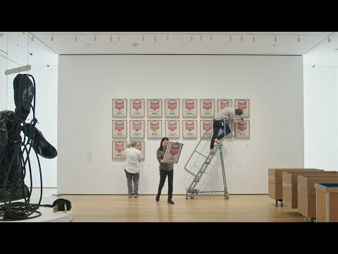 Shipping & Receiving (Episode 1) | AT THE MUSEUM
