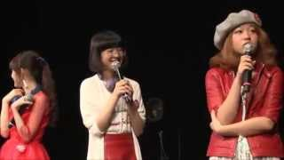 Little Glee Monster SHOWROOM (2015-09-24)トーク部分 part1