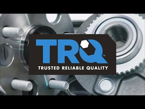 How to Diagnose a Wheel Hub or Bearing, TRQ Hubs - YouTube