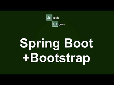 spring-boot-+-spring-data-jpa-+-bootstrap