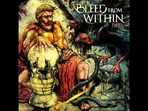 bleed from within welcome to my world