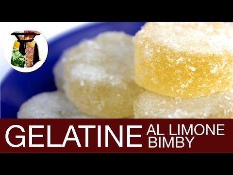 Gelatina di limoni fatta in casa da benedetta doovi for Caramelle al miele fatte in casa