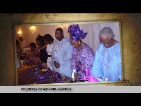 DR MRS OLUFUNKE ODETUNDE'S 50TH BIRTHDAY SLIDESHOW Part 2 Travel Video