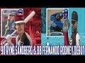 90 RYNE SANDBERG & 88 FERNANDO RODNEY DEBUT - HOW IS THIS HAPPENING! MLB The Sh…
