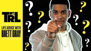 6 Life Lessons You Can Only Learn From 'On My Block's' Brett Gray | Life Advice | TRL