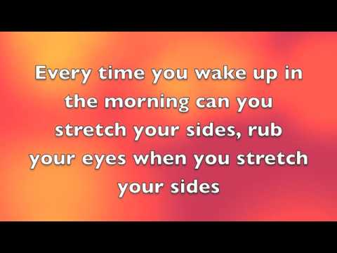 HIP HOP DANCE MOVES FOR KIDS: HIP HOP DANCE MUSIC FOR KIDS:THE WAKE UP SONG  Lyrics