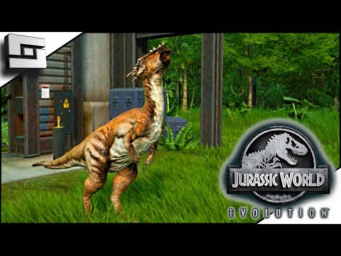 Jurassic World Evolution! Dracorex is Awesome! E5
