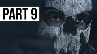 Call of Duty: Ghosts Gameplay Walkthrough Part 9 - Campaign Mission 10 - Clockwork (Xbox/PS3/PC)
