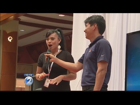 Hawaii CW Star hopefuls take to the audition stage at Pearlridge Center