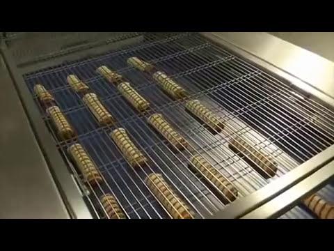 Canolino линия по производству изделий из слоеного теста (Италия)