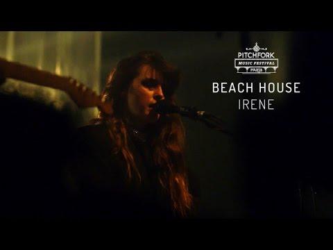 """Beach House   """"Irene""""   Pitchfork Music Festival Paris 2015   PitchforkTV"""