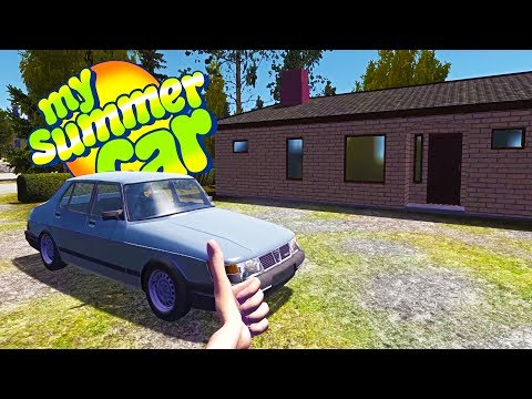 NEW CARS, HOUSE, AND FIRE EXTINGUISHER UPDATE! - My Summer Car Gameplay Highlights Ep 63