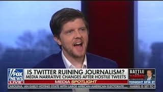 Buck Sexton - Media Buzz - Is Twitter Ruining Journalism?