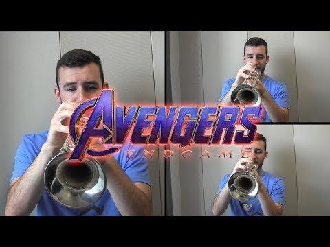 Portals - Avengers Endgame (Trumpet Arrangement)